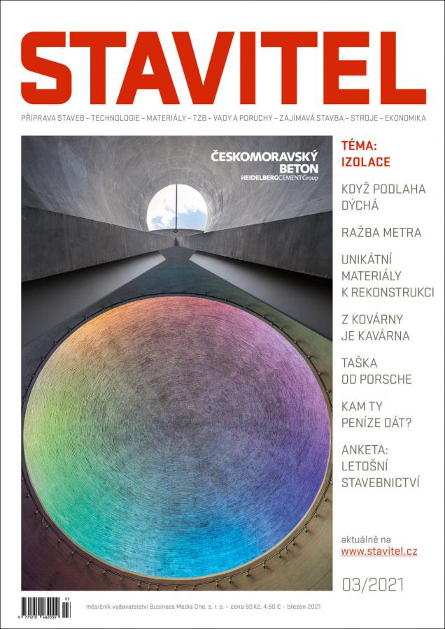 Stavitel 3/2021