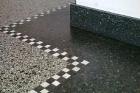 Teracová podlaha