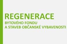 Konference Regenerace bytového fondu a staveb občanské vybavenosti