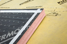Nadkrokevní izolace THERMO-LINE je účinným řešením při doteplování střechy
