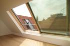 Střešní okna a prosklení Solara zhodnocují podkroví
