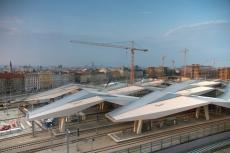 Vídeň zprovozňuje nové nádraží, cesta z Prahy se zkrátí o půl hodiny