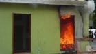 Dubňany – stav objektu před zásahem hasičů