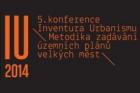 Konference Inventura urbanismu 2014