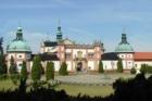 Opravy Svaté Hory u Příbrami začnou v příštím roce; v areálu vznikne i badatelské centrum