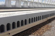 Obrubníkové mostní odvodňovací žlaby RONN DECK