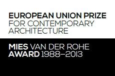 Národní galerie – Veletržní palác představí Mies van der Rohe Award 1988–2013 – ceny Evropské unie za současnou architekturu
