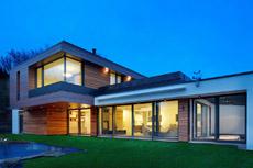 JRD dokončilo první vilu v projektu Vily Diamantica