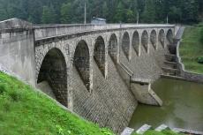 Povodí Vltavy letos opraví hráz nádrže Sedlice