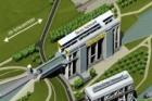 Strojírenské Vítkovice dodávají do Německa díly na lodní výtah