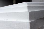 Pěnového polystyrenu se loni v Česku spotřebovalo 60 850 tun