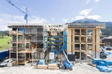 EGGER dokončuje výstavbu vlastní administrativní budovy