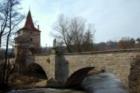 Po 15 letech letos skončí obnova renesančního mostu ve Stříbře