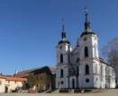 Želivský klášterní kostel bude kvůli opravám do zimy uzavřen