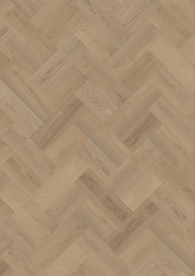 Podlahu z modulární kolekce Kährs BLOC si navrhnete sami