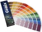 Cemix představuje nový barevný vzorník omítek a nátěrů