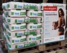 Nové, třicetikilogramové balení produktů Knauf