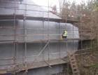 Rekonstrukce mostu ve Svoru materiály Knauf TS