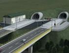 Betonářská exkurze: nové tunely Povážský Chlmec, Ovčiarsko a Žilina