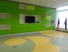 Materiály Thomsit na podlahách Rekrutačního střediska AČR v Dejvicích