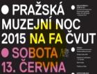 Pražská muzejní noc a Den otevřených dveří na FA ČVUT