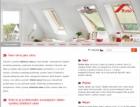 Firma Roto spustila web na téma renovace střešních oken
