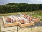 Energetická náročnost domu z cihel plněných minerální vatou s ročním vyúčtováním plateb za energie