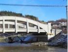 Most přes Svratku v Jimramově