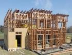 Rodinný dům v Havířově – Dřevostavba s betonovým jádrem