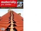 Vyšly Materiály pro stavbu 5/2015
