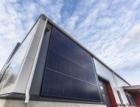 Ruukki představuje systém stěnových solárních panelů