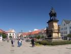 Poděbrady vyhlašují soutěž na rekonstrukci Jiřího náměstí