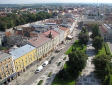 Opravené náměstí v Prostějově lidem nabízí více prostoru i zeleně