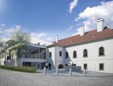 Litomyšl dokončila přístavbu piaristické koleje