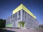 Nejvýkonnější superpočítačové centrum v ČR má fasádu z titanzinku Rheinzink