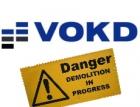 Ostravská stavební firma VOKD jde místo reorganizace do konkurzu