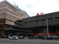 HB Reavis chce zbourat budovu na začátku Vinohradské v Praze