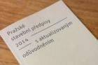 Pražská rada neschválila Stropnickému klíčové materiály; Pražské stavební předpisy přebírá Krnáčová