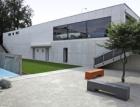 Bílý beton použitý pro novostavbu vily v Brně-Králově Poli