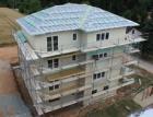 Čtyřpatrové bytové domy s využitím sádrokartonových desek