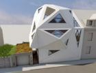 Neokubistický rodinný dům na Ladronce – Konstrukční řešení