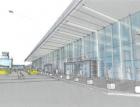 Studio Chapman Taylor navrhne novou podobu vnitřních prostor na Letišti Václava Havla