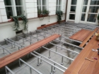 Konstrukční systémy Terafix a Hafix pro terasy a fasády