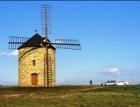 Záchrana a replika větrných mlýnů