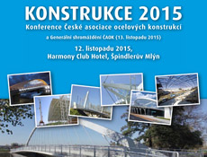 Pozvánka na konferenci Konstrukce 2015 a Generální shromáždění ČAOK