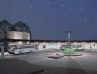 Cestujícím v Žatci slouží nový dopravní terminál