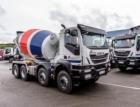 CEMEX rozšiřuje flotilu autodomíchávačů