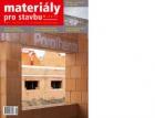 Materiály pro stavbu 9/2015
