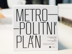 Institut plánování a rozvoje odevzdal návrh metropolitního plánu
