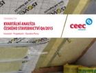 CEEC Research: Kvartální analýza českého stavebnictví Q4/2015
